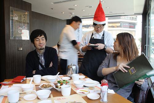 京星港式飲茶でランチ