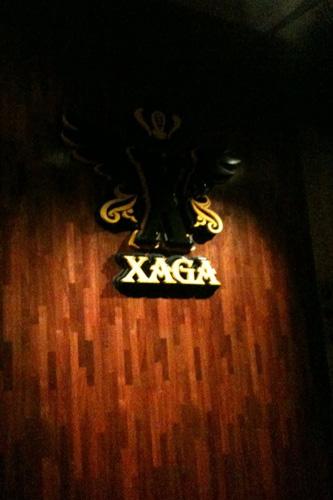 台中のクラブXAGA